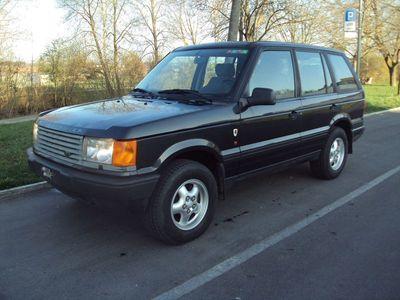 gebraucht Land Rover Range Rover 4.0 (P38), 1996, SELTEN.. MIT MECH. GETRIEBE