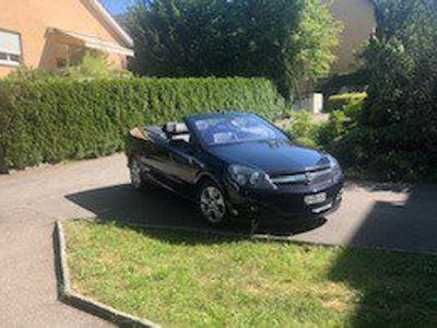 gebraucht Opel Astra Cabriolet TwinTop 2.0 T 200 Cosmo