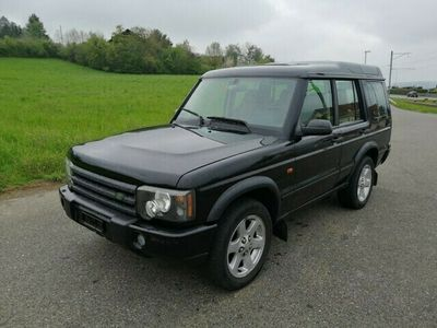 gebraucht Land Rover Discovery 2.5 Td5 HSE