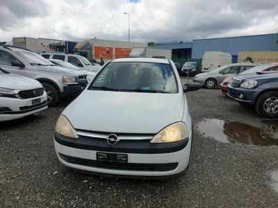 gebraucht Opel Corsa 1.4 16V Comfort