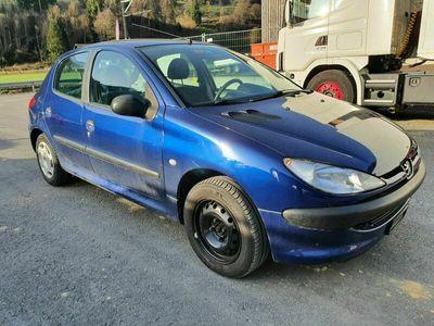 gebraucht Peugeot 206 206 206 206