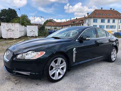gebraucht Jaguar XF 2.7d V6 Premium Luxury