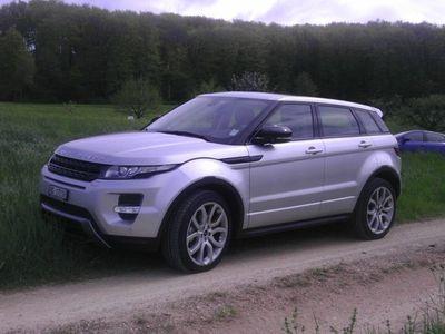 gebraucht Land Rover Range Rover evoque SI4 Dynamic Limousine