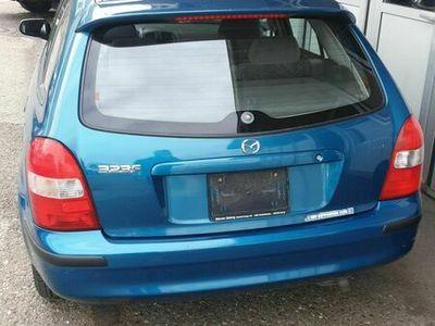 gebraucht Mazda 323F DIESEL 2.0 TURBO