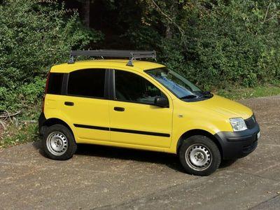gebraucht Fiat Panda 4x4 1.2 mit MFK