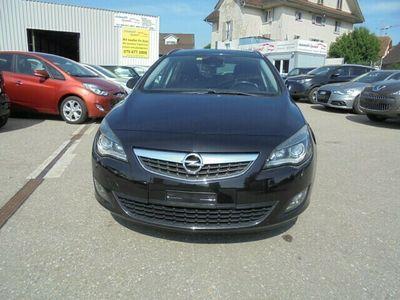 gebraucht Opel Astra SportsTourer 1.6i 16V Turbo Sport