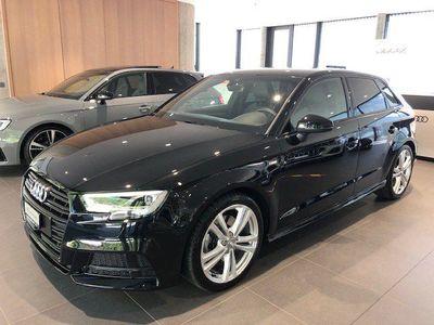 gebraucht Audi A3 Sportback 40 TDI Design quattro S-tronic