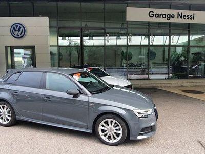 gebraucht Audi A3 Sportback TFSI 1500 SPORT ULTRA 150 CV AUTOMATICA
