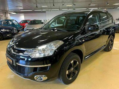 gebraucht Citroën C-Crosser 2.4 Exclusive CVT