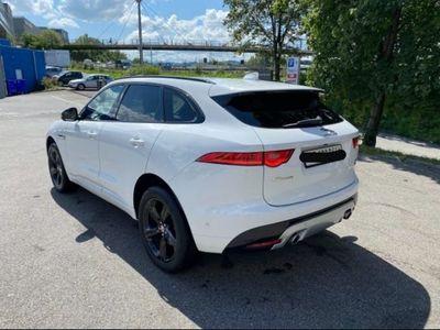 gebraucht Jaguar F-Pace 300 PS Diesel
