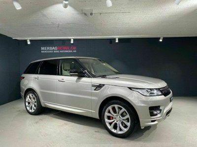 gebraucht Land Rover Range Rover Sport Sport RR 5.0SC AB Dynamic