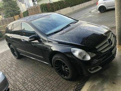 gebraucht Mercedes R500 R-Klasse Mercedes R500 R-Klasse Mercedes