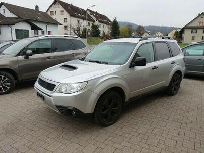 gebraucht Subaru Forester 2.0D X Swiss