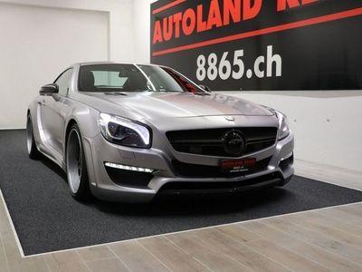 gebraucht Mercedes SL63 AMG AMG Speedshift