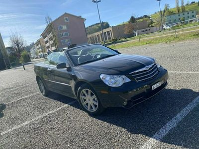 gebraucht Chrysler Sebring Cabriolet 2.7 V6 24V Limited AS