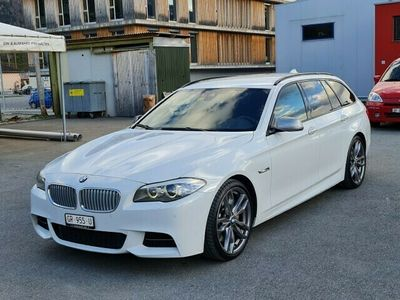 gebraucht BMW M550 5er M550d xDrive Touring Steptronic 5er d xDrive Touring Steptronic