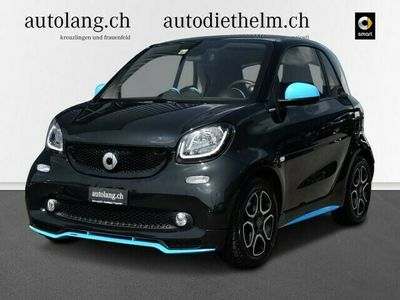 gebraucht Smart ForTwo Coupé Brabus Black Pearl