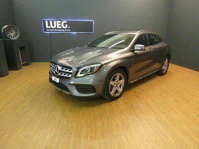 gebraucht Mercedes GLA200 AMG Line 7G-DCT