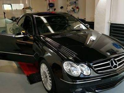 gebraucht Mercedes CLK350 (W209)
