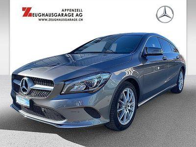gebraucht Mercedes CLA220 CLA-KlasseUrban 4Matic