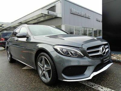 gebraucht Mercedes C250 C-Klasse C-CLASSd Swiss Star AMG 4M