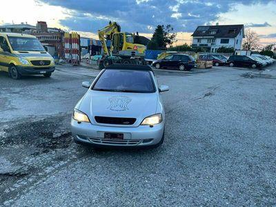 gebraucht Opel Astra Cabriolet  2.2i 16V