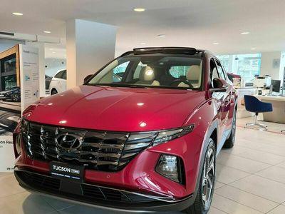 gebraucht Hyundai Tucson 1.6 TGDI 48V Vertex DCT 4WD