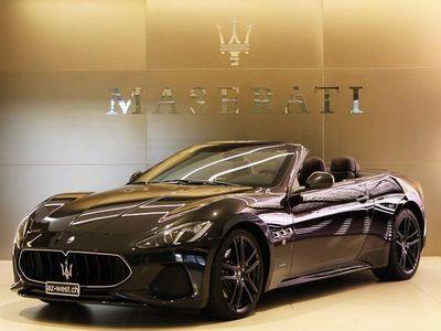 gebraucht Maserati GranCabrio 4.7 V8 Sport