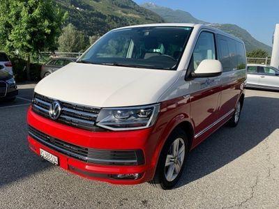 gebraucht VW Multivan T62.0 Bi-TDI Comfort. Gen. Six 4Mot. DSG