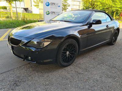gebraucht BMW 630 Cabriolet 6er i