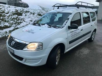 gebraucht Dacia Logan 1.6 Ambiance