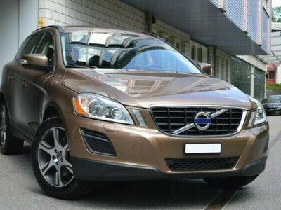 gebraucht Volvo XC60 D3 AWD Kinetic Geartronic I Gratis Servicepaket V