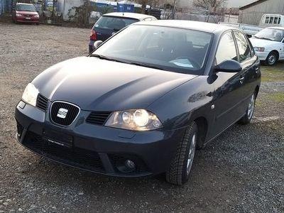 gebraucht Seat Ibiza 2006 .b04. 1.4l. Motor und getriebe einwandfrei