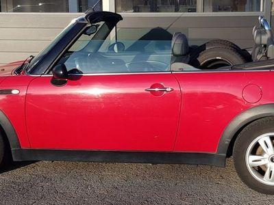 gebraucht Mini One Cabriolet Cabriolet