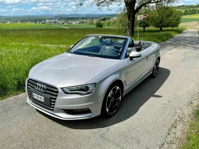 gebraucht Audi A3 Cabriolet 1.8 TFSI Ambiente S-tronic
