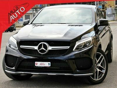 gebraucht Mercedes 350  GLE Coupéd 4Matic AMG-Line