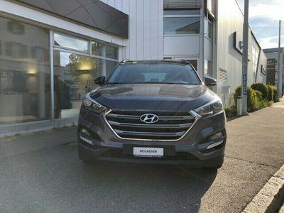 gebraucht Hyundai Tucson 2.0 CRDI 4WD