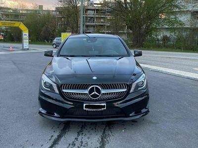 gebraucht Mercedes CLA180 A-Klasse MercedesAMG LINE
