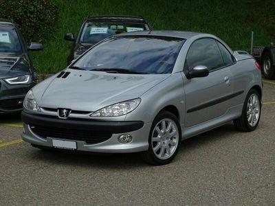 gebraucht Peugeot 206 CC Verkaufe meinen