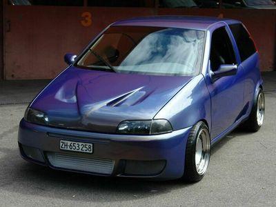 gebraucht Fiat Punto GT Spezial 200ps