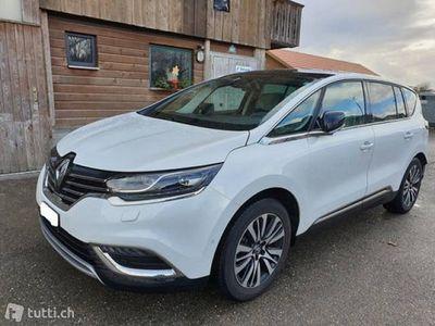 gebraucht Renault Espace 1.6 TCe Initiale (7. Pl.)