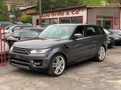 gebraucht Land Rover Range Rover Sport SPORT Range 3.0 TD...