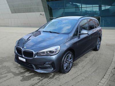 gebraucht BMW 218 Gran Tourer i Sport