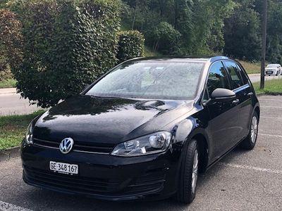 gebraucht VW Golf VII 1,2 TSI TRENDLINE