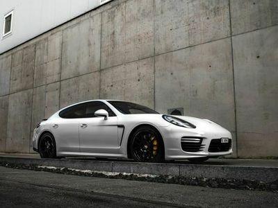 gebraucht Porsche Panamera Turbo S FACELIFT