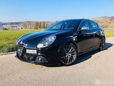 gebraucht Alfa Romeo Giulietta 1.4 Multiair 170PS Frisch Ab MFK