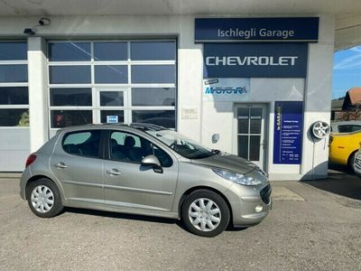 gebraucht Peugeot 207 1.6 16V XT Premium Automatic