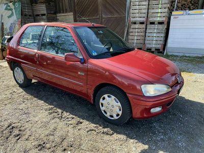 gebraucht Peugeot 106 106 / 1,4/ 1,4