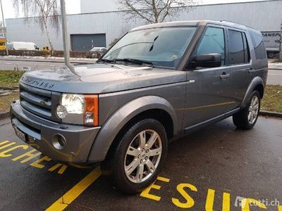 gebraucht Land Rover Discovery 2.7d V6 HSE Automatic