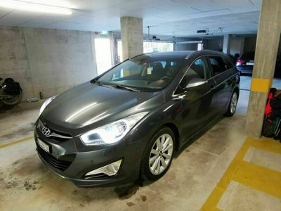 gebraucht Hyundai i40 Wagon 1.7 CRDi 136 Premium